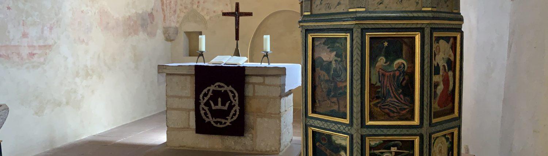 Kirchengemeinden in Reinhardshagen